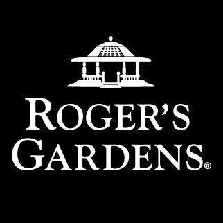Roger's Gardens logo